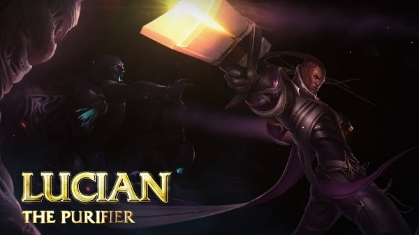 Guide Lucian Season 10 - Additional Rune Table & Latest Lucian Build
