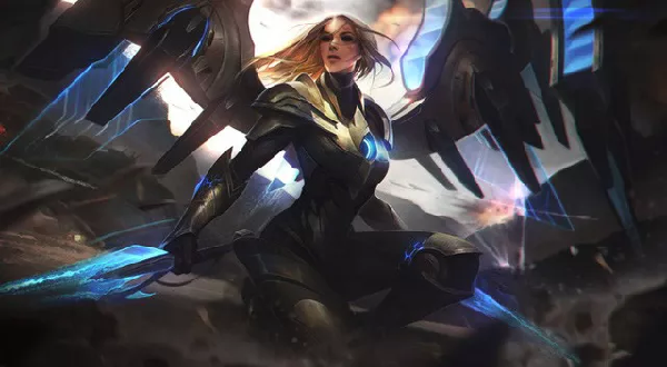 Kayle was previously the most contested unit attack damage before she was removed in 10.12