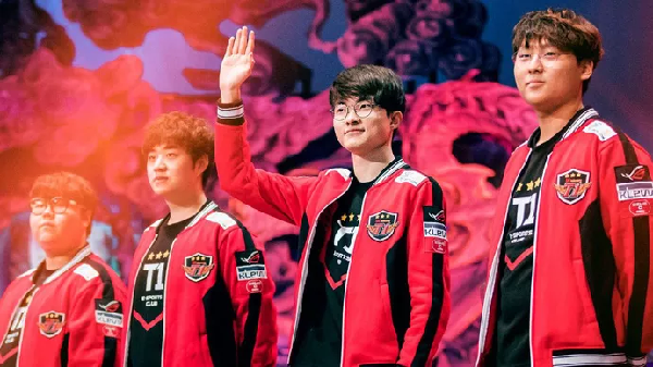 Marin is one of the best top laners at the LoL World Championship 2015