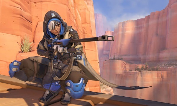 A basic guide for Ana in Overwatch