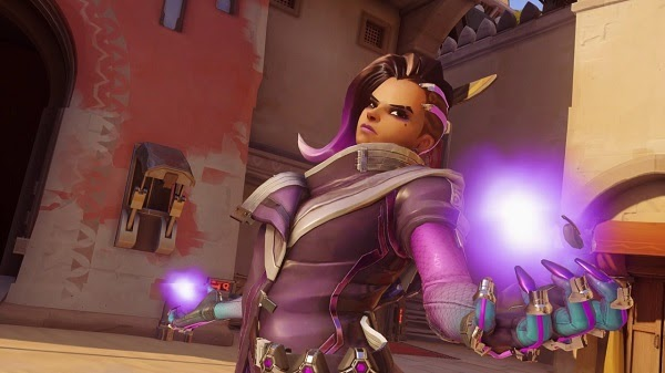 A basic guide for Sombra in Overwatch