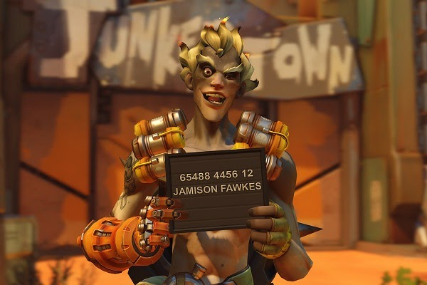 Instructions on how to play Junkrat
