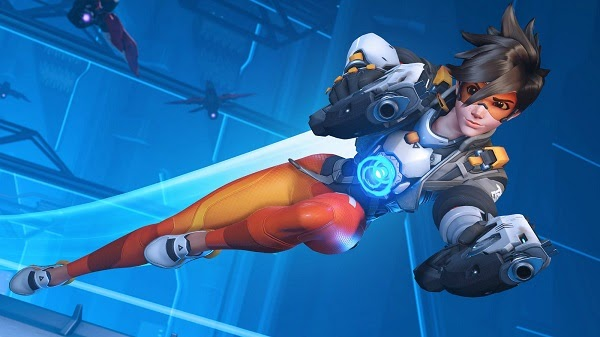 Instructions on how to play Tracer in Overwatch