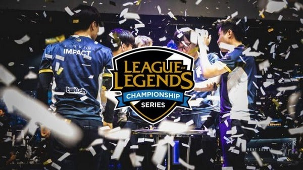 LCS Summer 2020 standings