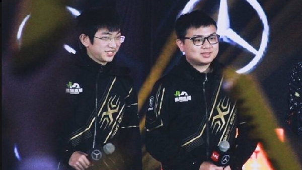 SofM player in the LPL tournament