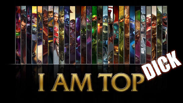 The best Top lane champions in League of Legends