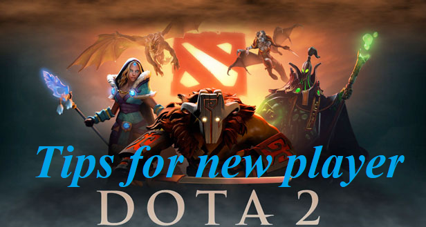 Tips for a new player in Dota 2