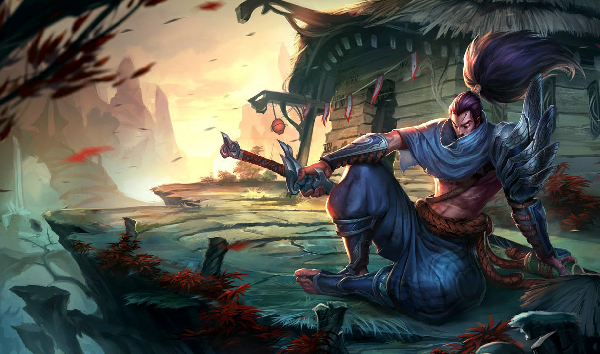 Yasuo is one of the popular champions of players