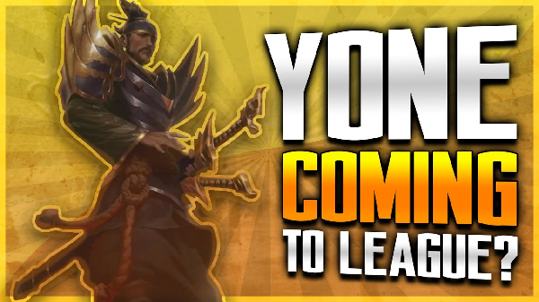 Yone coming to League of Legend
