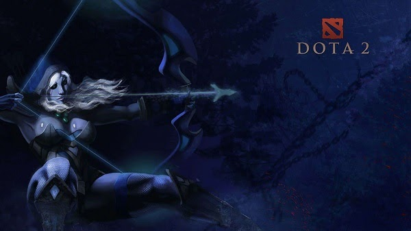 AD Carry The Team And Guide To Play Drow Ranger Dota 2