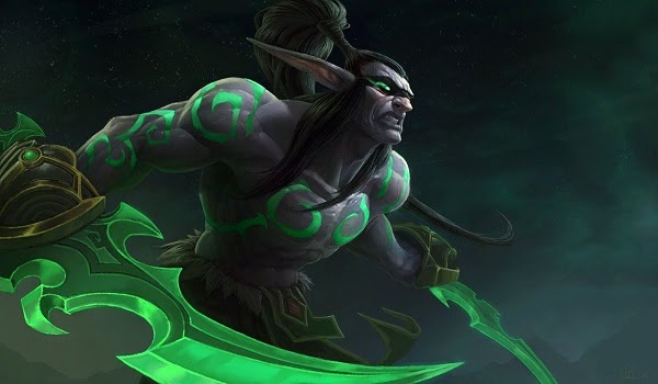 Illidan Talent Build Guide