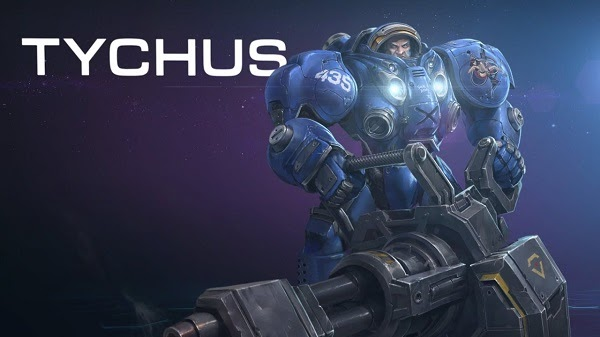 Tychus Talent Build Guide