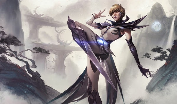 Camille ใน Wild Rift Guide