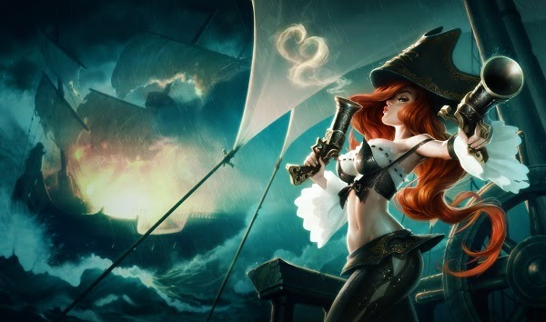 Miss Fortune trong Tốc Chiến