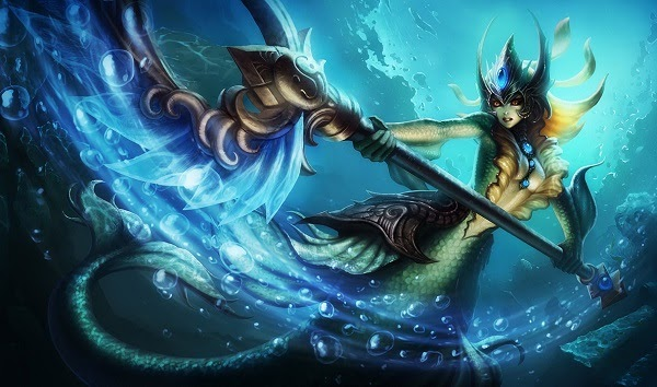 How to build Nami Season 11