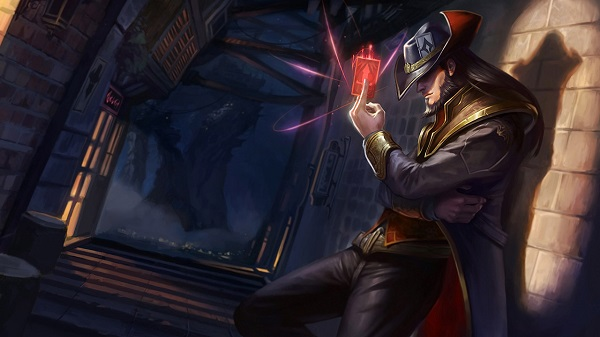 Twisted Fate trong Tốc Chiến