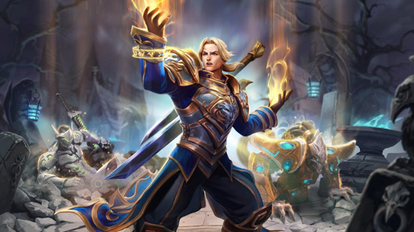Anduin Build Guide
