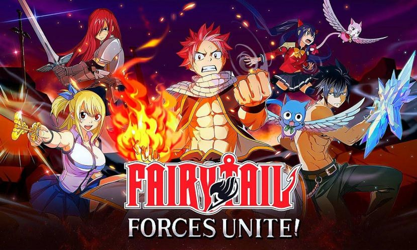 Fairy Tail Force Unite
