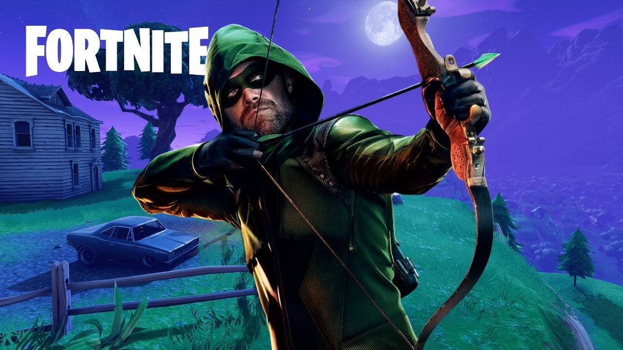 Fortnite Green Arrow Comes Out Next Month Esports You can also upload and share your favorite green green arrow fortnite wallpapers. fortnite green arrow comes out next