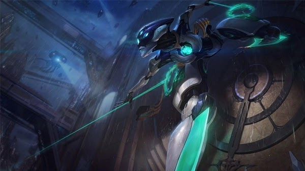 How to build Camille Season 11
