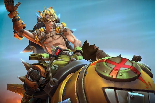 Junkrat Talent Build Guide