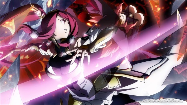 Learn About Izayoi in BlazBlue