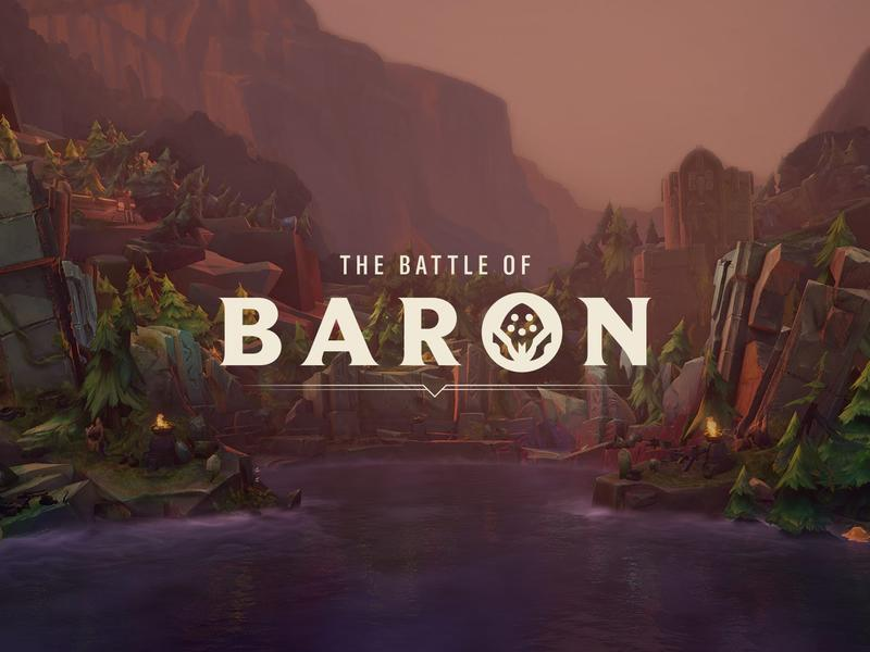 The Battle of Baron