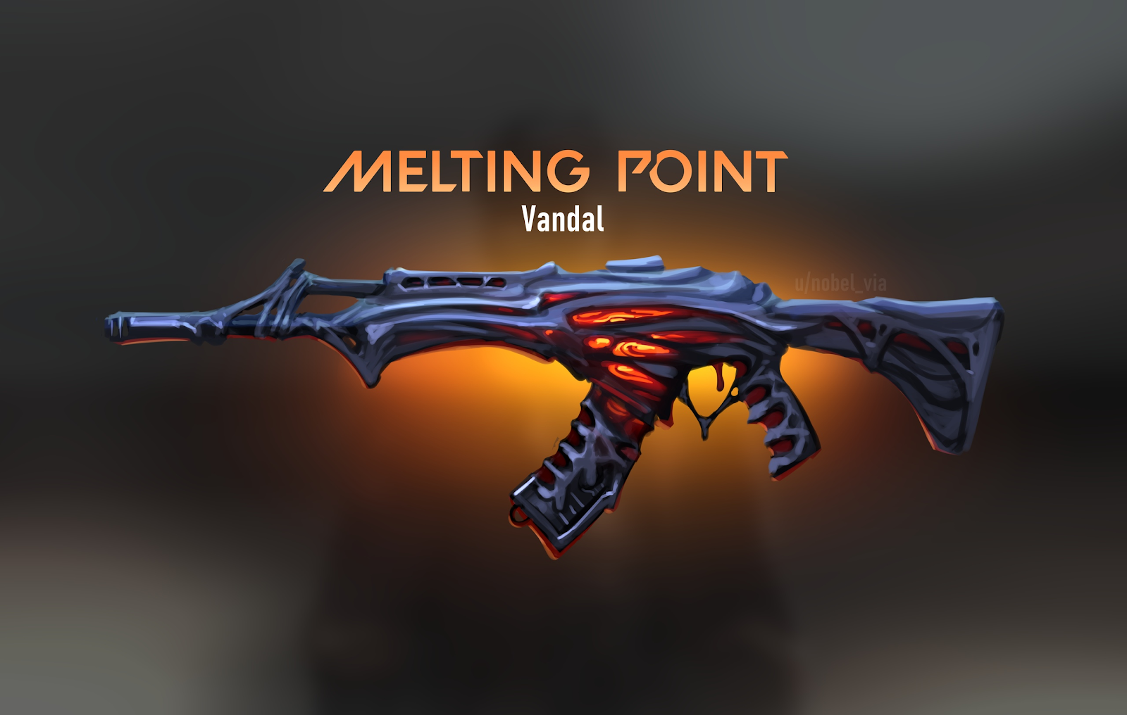 VALORANT: Vandal is the deadliest weapon of 2020.