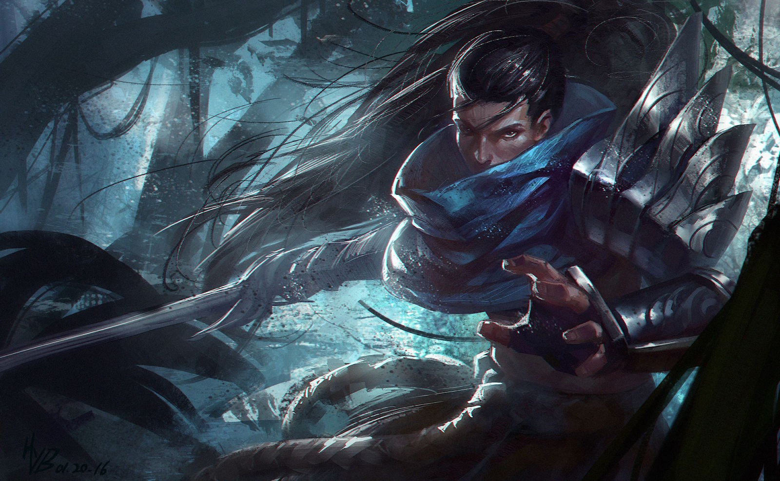 Yasuo in