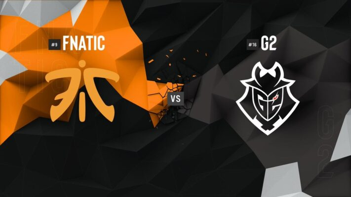 Fnatic-G2 Rivalry