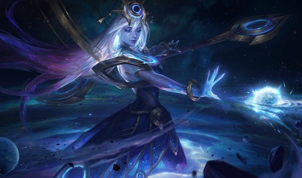 How to build Lux Season 11