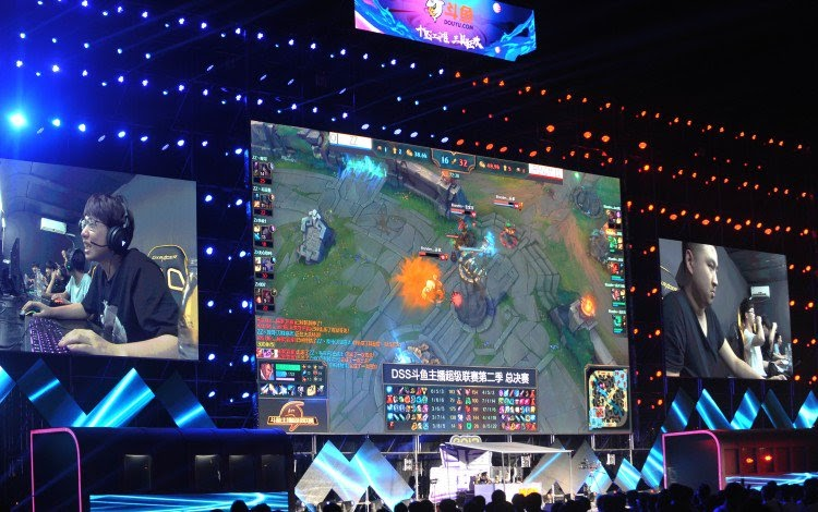 The Chinese Esports