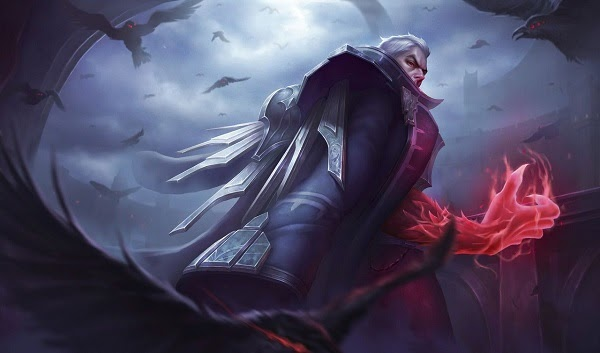 How to build Swain Season 11