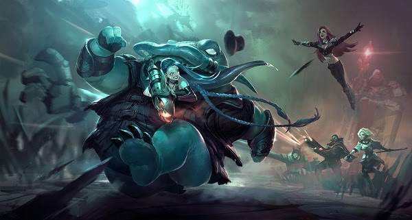 How to build Tahm Kench Season 11