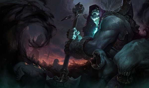 How to build Yorick Season 11