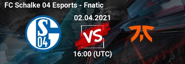 FC Schalke 04 Esports vs Fnatic prediction
