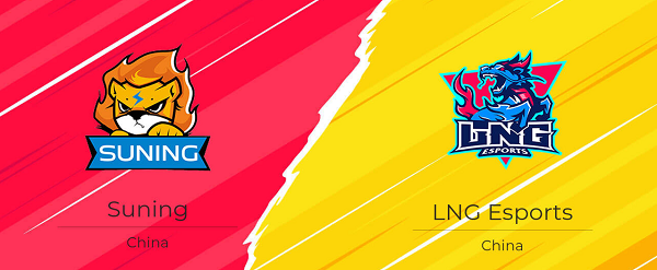 Suning vs LNG Esports prediction