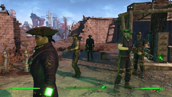 Fallout 4 Builds